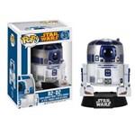 Ficha técnica e caractérísticas do produto Boneco Funko Pop Star Wars - R2 D2