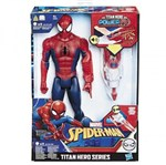 Ficha técnica e caractérísticas do produto Boneco Homem Aranha Titan Hero Power Fx Vingadores - Hasbro
