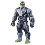 Ficha técnica e caractérísticas do produto Boneco Hulk Deluxe Hero - Vingadores Ultimato - Avengers Endgame