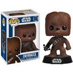 Ficha técnica e caractérísticas do produto Boneco Pop Star Wars Funko 06: Chewbacca - Pop!