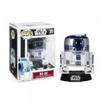 Ficha técnica e caractérísticas do produto Boneco R2-D2 31 Star Wars - Funko Pop