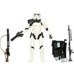 Ficha técnica e caractérísticas do produto Boneco Star Wars Black Series Sandtrooper 6'' - Hasbro