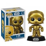 Ficha técnica e caractérísticas do produto Boneco Star Wars C-3PO Funko Pop 13