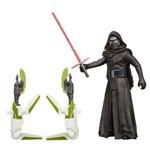 Ficha técnica e caractérísticas do produto Boneco Star Wars Hasbro Kilo Ren