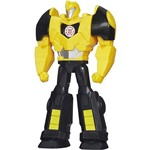 Boneco Transformers Bumblebee Titan Guardians - Hasbro