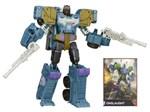 Boneco Transformers Generations - Combiner Wars Onslaught Hasbro