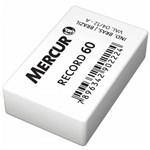 Ficha técnica e caractérísticas do produto Borracha Branca N.60 Record / 60un / Mercur