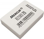 Ficha técnica e caractérísticas do produto Borracha Escolar Branca 20 Record Mercur C/ 20 Unidades