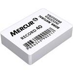 Ficha técnica e caractérísticas do produto Borracha Mercur Record 40 com 3 Unidades - Branca