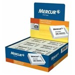 Ficha técnica e caractérísticas do produto Borracha Record 40 Caixa com 40 Uni. Mercur 04748