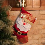 Bota Natalina Noel Clássico 50cm - Orb Christmas