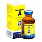 Ficha técnica e caractérísticas do produto Bravet Monovin a Injetável 20ml