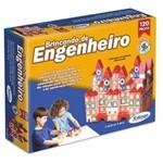Brincando de Engenheiro C/ 120 Peças - Xalingo