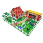 Ficha técnica e caractérísticas do produto Brinquedo Fazendinha Divertida Junges Ref 725