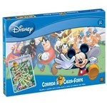 Ficha técnica e caractérísticas do produto Brinquedo Jogo Corrida ao Caixa-Forte Disney Grow Ref.: 01250