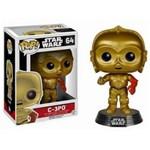 Ficha técnica e caractérísticas do produto C-3PO - Funko Pop Star Wars The Force Awakens