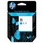 Ficha técnica e caractérísticas do produto Cabeça de Impressão HP 11 Ciano - C4811A