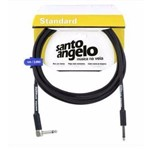 Cabo P/ Instrumentos Santo Angelo Angl L 15ft 4,57m