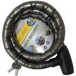 Ficha técnica e caractérísticas do produto Cadeado Espiral 1.5 MT Chave 22MM