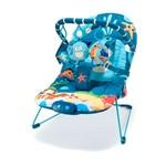 Cadeira de Descanso Musical Baleia 0 a 15 Kg - Multikids
