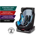 Cadeira Infantil Automotiva Size4me 0 a 25 Kg Azul