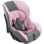 Cadeira para Auto 0 a 25Kg Tricô Rosa - Cosco