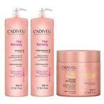 Cadiveu Hair Remedy Kit Tratamento Profissional