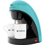 Ficha técnica e caractérísticas do produto Cafeteira Elétrica 02 Xícaras - Cadence Single Colors Azul CAF113 127v