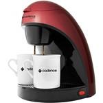 Cafeteira Elétrica Cadence Single CAF111 com 2 Xícaras - Vermelho