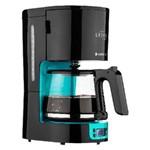 Ficha técnica e caractérísticas do produto Cafeteira Elétrica Urban Inspire Caf700 750w Programável 30 Cafés 220v