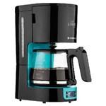 Ficha técnica e caractérísticas do produto Cafeteira Elétrica Urban Inspire Caf700 750w Programável 30 Cafés 127v