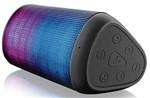 Ficha técnica e caractérísticas do produto Caixa de Som Bluetooth Led Micro Sd 15w Rms Multilaser - SP192