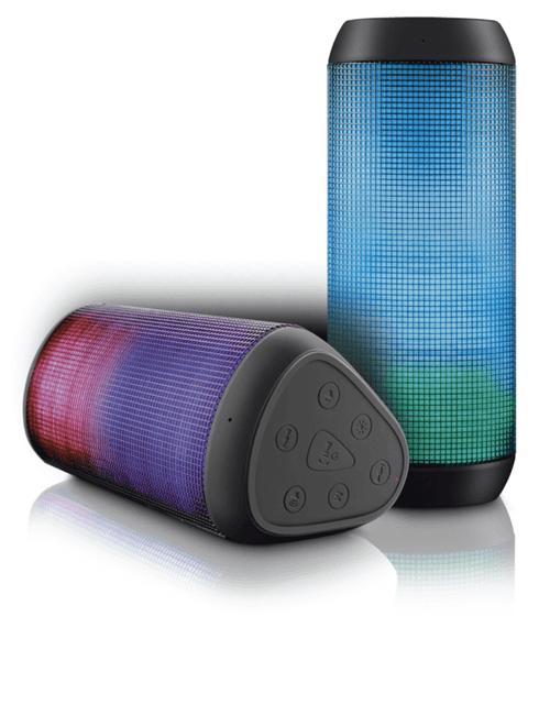 Ficha técnica e caractérísticas do produto Caixa de Som Bluetooth Led Micro Sd 15W Rms Multilaser - Sp1