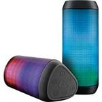 Ficha técnica e caractérísticas do produto Caixa de Som Bluetooth Multilaser SP192 Sound Colors Preto 15W USB LED Light