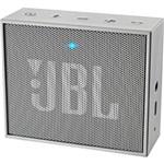 Caixa de Som Bluetooth Portátil Prata GO JBL