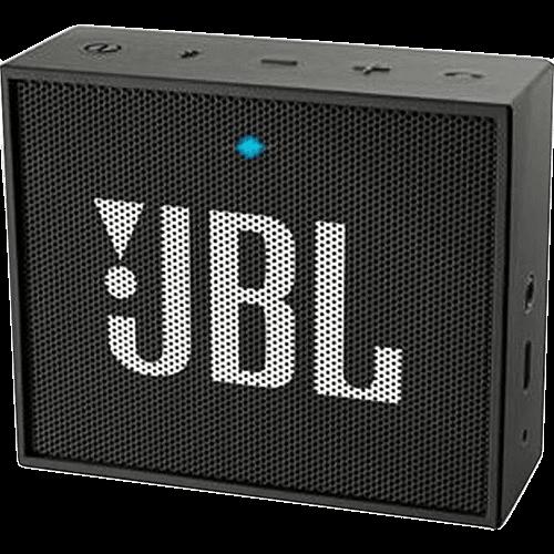 Caixa de Som Bluetooth Portátil Preto GO JBL