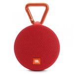Ficha técnica e caractérísticas do produto Caixa de Som Jbl Clip 2 Bluetooth Vermelha 3w Rms