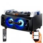 Caixa de Som Mini System Lenoxx MS8300 - 150w Bluetooth