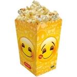 Ficha técnica e caractérísticas do produto Caixa para Pipoca Emoji - 08 Unidades
