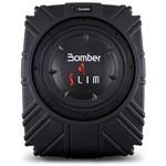 Ficha técnica e caractérísticas do produto Caixa Selada Bomber Slim 10 Pol Passiva 200w Rms 4 Ohms