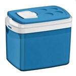 Ficha técnica e caractérísticas do produto Caixa Térmica Soprano Tropical 32L Azul