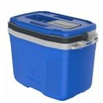 Ficha técnica e caractérísticas do produto Caixa Térmica SUV 32L Termolar Azul