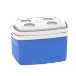 Ficha técnica e caractérísticas do produto Caixa Termica Tropical 12l Azul Soprano