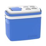 Ficha técnica e caractérísticas do produto Caixa Térmica Tropical 32L Azul Soprano