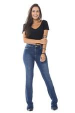 Ficha técnica e caractérísticas do produto Calça Jeans Flare Boot Cut - 252481 - Sawary
