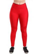 Ficha técnica e caractérísticas do produto Calça Legging Fitness Feminina Poliamida (G)