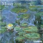 Calendário de Parede te Neues 30X30cm - Monet - 2018