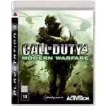 Ficha técnica e caractérísticas do produto Call Of Duty 4 - Ps3