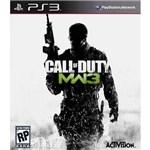 Ficha técnica e caractérísticas do produto Call Of Duty Mw3 - PS3 - Activision