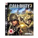 Ficha técnica e caractérísticas do produto Call Of Duty 3 - Ps3